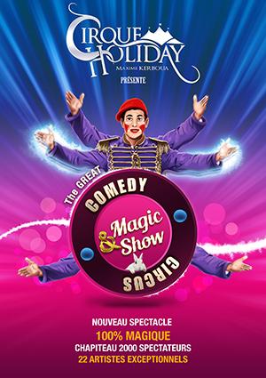 Comedy Circus & Magic Show